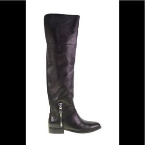 New Chinese Laundry Black FAWN RIDING BOOT